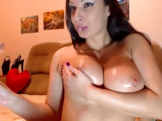 Pierced Pussy and Pair Squirting Pamper HD