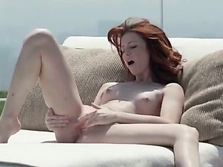 very sweet fast fingering tight pussy