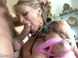 A Desperate Incomparable Housewife Elephantine A Synthetic Blowjob