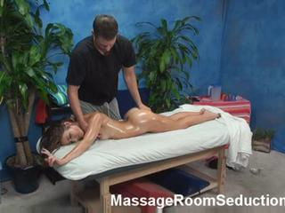 Amazing Ass Massage Oiled Teen