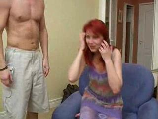 Russian Mom Seduced By Her Son Part1
