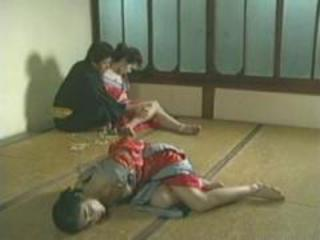 Asian Slave Teen Threesome