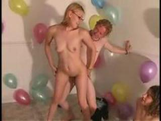 Funny Party Student Teen