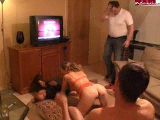 Amateur Friendly Orgy