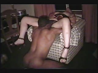 Amateur Homemade Interracial Licking MILF