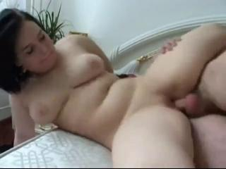 Playing with this Horny Young Chubby Ex Girlfriend