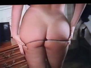 Ass French Panty Stripper Vintage