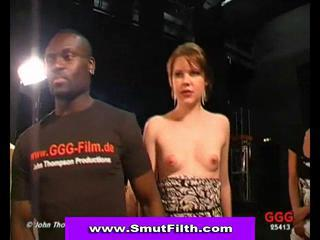 Amateur Bukkake Interracial Small Tits Teen