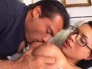 Eva Angelina tuned in by the cable guy
