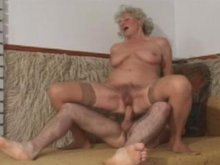 Another One Of Granny Norma Fucking In Stockings Sex Tubes