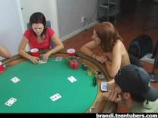 Pussy Poker Game
