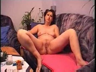 European German Homemade MILF Wife