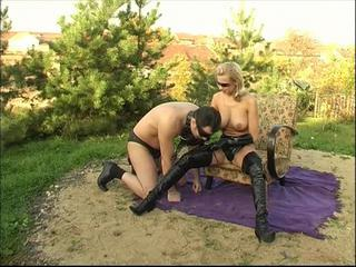 Fetish Fuck In Thigh Boots! Sex Tubes