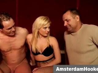 Real prostitute from amsterdam dicked Sex Tubes