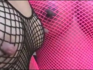 Fishnet Nipples