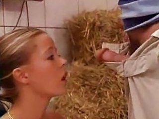 Blowjob Farm German Teen