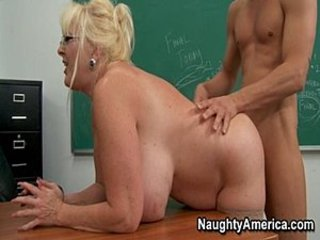 Kayla kleevage - my teacher  free
