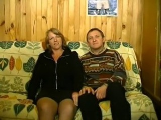 Amateur Casting European French MILF Wife