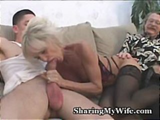 Mature Beauty Offered By OpenMinded Hubby