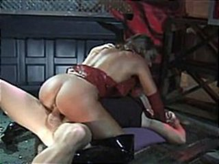 Ass Latex MILF Riding
