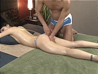 Deep Spot Massage Orgasm
