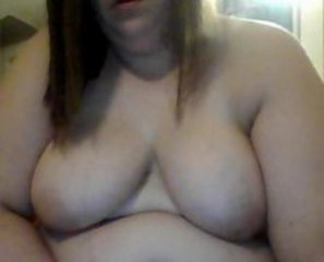 BBW Masturbating SaggyTits Teen Webcam