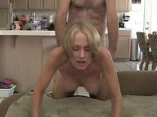 Blonde Doggystyle Hardcore MILF