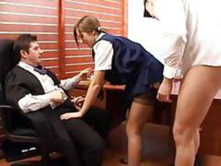 Cute schoolgirl sucking and fucking with teachers tubes