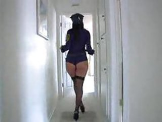 Hot cop chick fucked by a big cock tubes