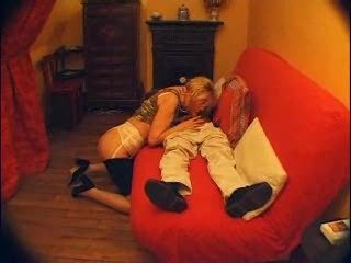 Blowjob Mature Mom Old and Young Voyeur
