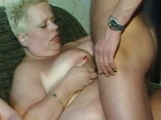 BBW Mature Natural Tits job