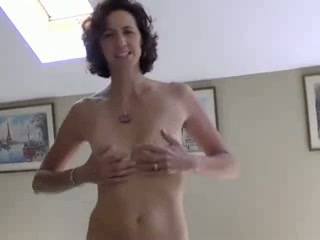 Amateur MILF Skinny Small Tits Stripper Wife