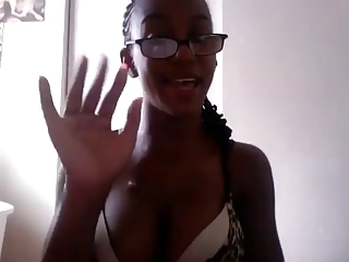 Glasses Latina Teen Webcam
