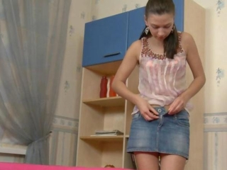 Skirt Stripper Teen