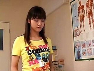Asian Cute Doctor Teen