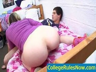 Amateur Ass Blowjob Student Teen