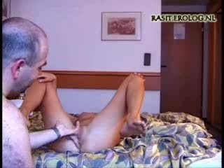 Amateur Anal Casting Teen