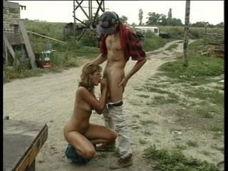 Blowjob Farm Mature Skinny