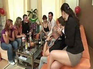 Little Orgy In The Flat