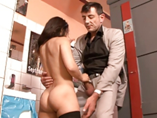 Ass Daddy Daughter Handjob Old and Young Teen