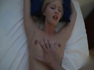 Amateur Cute Girlfriend Homemade Pov Skinny Small Tits Teen