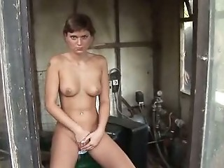 Teen russian with   boys