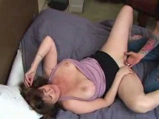 Blonde Fisting Mature