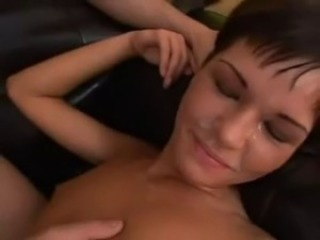 Z44B 677 Russian Teen loves Anal