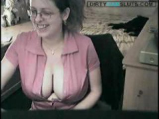 Big Tits Glasses Mature Webcam Wife
