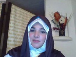 Nonne Ados Uniforme Webcam
