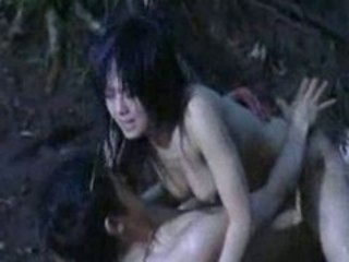 Hardcore MILF Outdoor Riding Thai