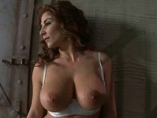 Big titted Roberta Gemma assfucked in jail S88