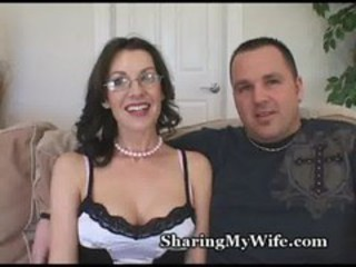 Cash Cuckold Glasses MILF Wife