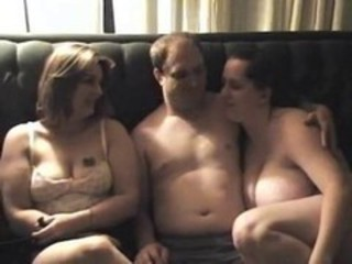 BBW Amateur Threesome